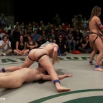 2011 Tag Team Championship Match: Darling & Ariel X vs Bella Rossi & Cheyenne Jewel