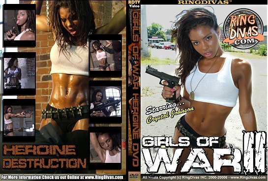 Ring divas matches - Girls of War Series