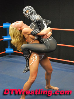 Randy Moore Catfights - Randy Moore vs Hollywood