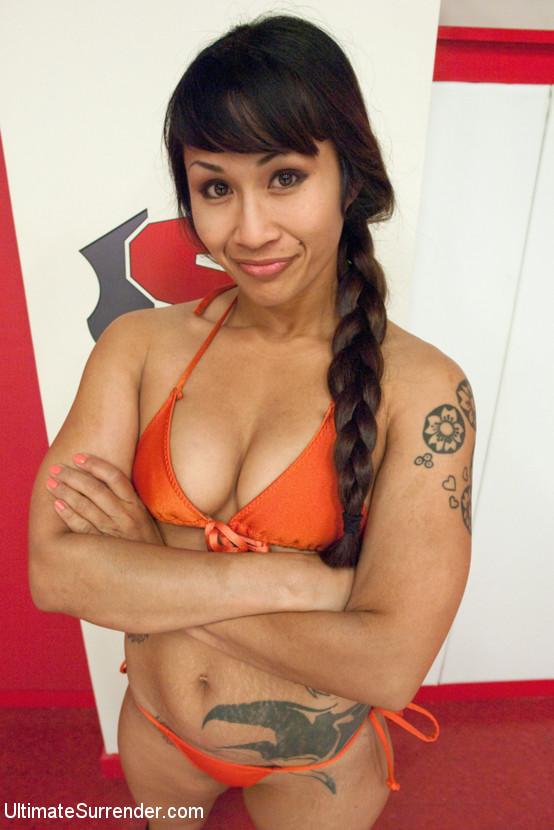 Holly Heart vs Dragonlily vs Penny Barber: MILFs catfight tournament