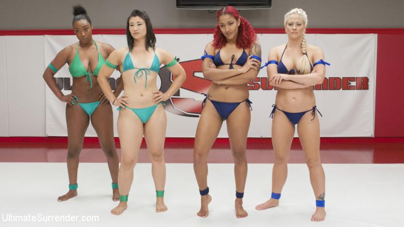Holly Heart,Daisy Ducati,Penny Barber,Darling,Lisa Tiffian,Jayogen