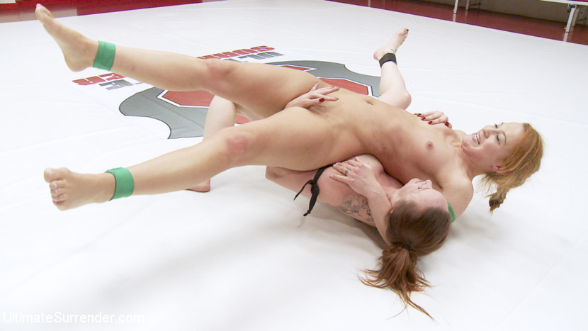 Cheyenne Jewel vs Bella Rossi Live Catfight