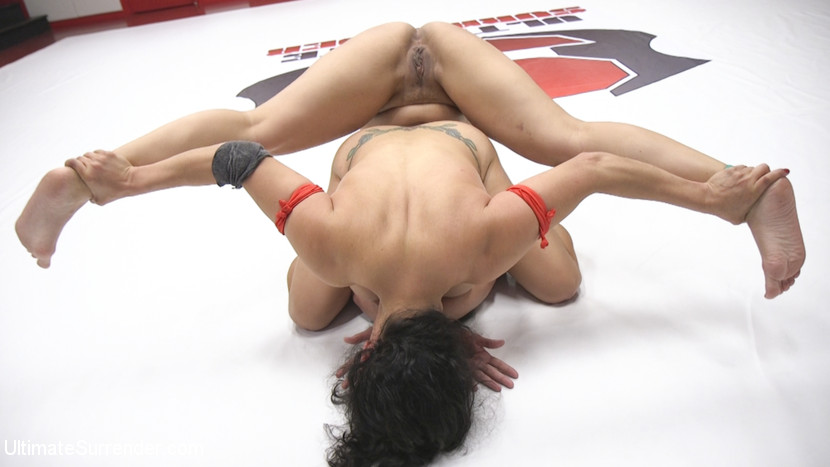 Penny Barber vs Izamar Gutierrez Orgasm Galore