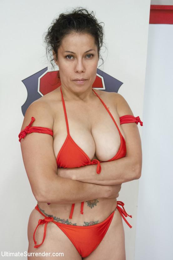 Mistress Kara vs Izamar Gutierrez 2016 Sexfight Championship match