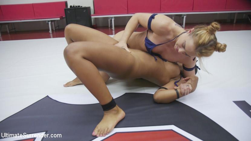 Cheyenne Jewel vs Jenna Foxx: Rookie Black Girl Destroyed in Sexfight